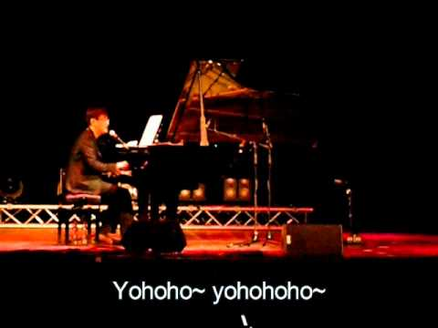 Kouhei Tanaka: Binks' Sake (One Piece) live, with lyrics