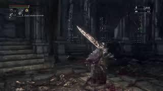 Bloodborne. ~Derrotando al Boss Nodriza de Mergo ~