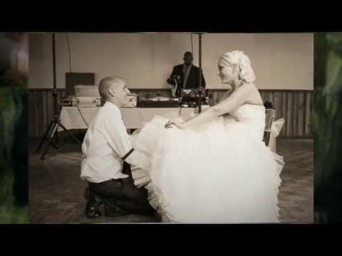 Huber Hall Wedding Photos - Jillian &...