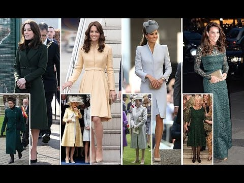 Why does Kate Middleton dress like a woman TWICE her age?