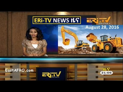 Eritrean News (August 28, 2016) | Eritrea ERi-TV