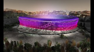 Inside FC Barcelona's ambitious plan to reinvent the Camp Nou, by Wired and Audifootball