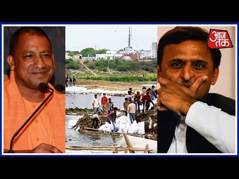 100 Shehar 100 Khabar: Akhilesh Yadav&39;s Gomti Riverfront Project Under Yogi Adityanath&39;s Scanner