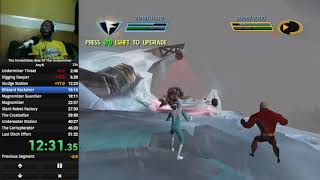 The Incredibles: Rise Of The Underminer in 53:45.92 (WR)
