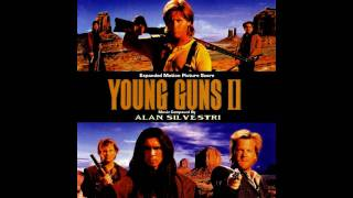 Young Guns II Soundtrack 14 - Burial Ground