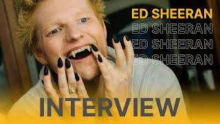ED SHERAN INTERVIEW - SENDS LOVE TO CHRISTIAN ERIKSEN