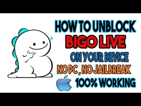 How to Unblock Bigo live 100% working 2017