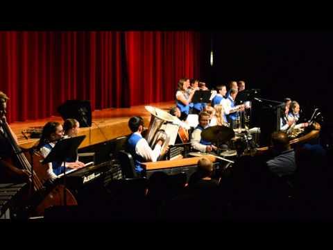Warren Woods Middle School Jazz Band - Louie Louie