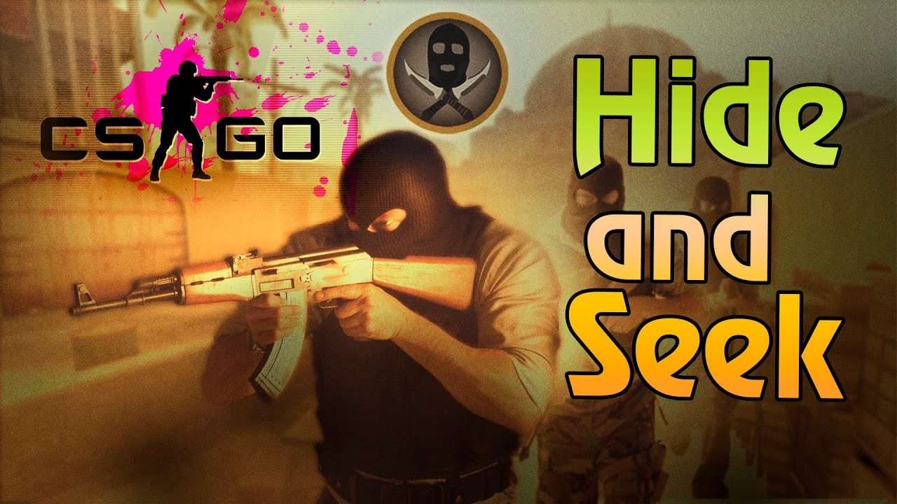 Hide and seek кс го no steam csgoskins бесплатно