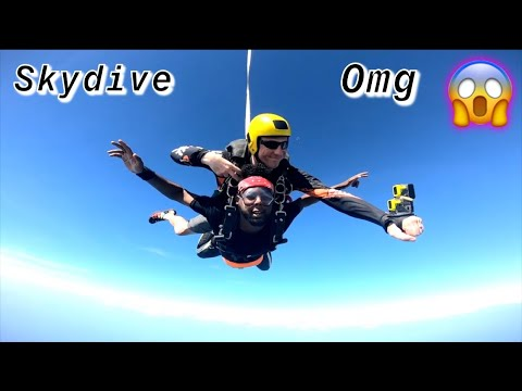 The First Somali Youtuber Made #Skydive 2020 King Ck