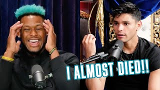 I Almost Died Whİle Trying To Make Weight   Fierce Talk With Ryan Garcia