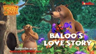 Baloo's Love Story   English Stories । जंगल बुक   पॉवरकिड्स