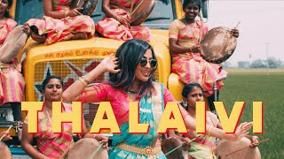 Vidya Vox - Thalaivi (Official Video)