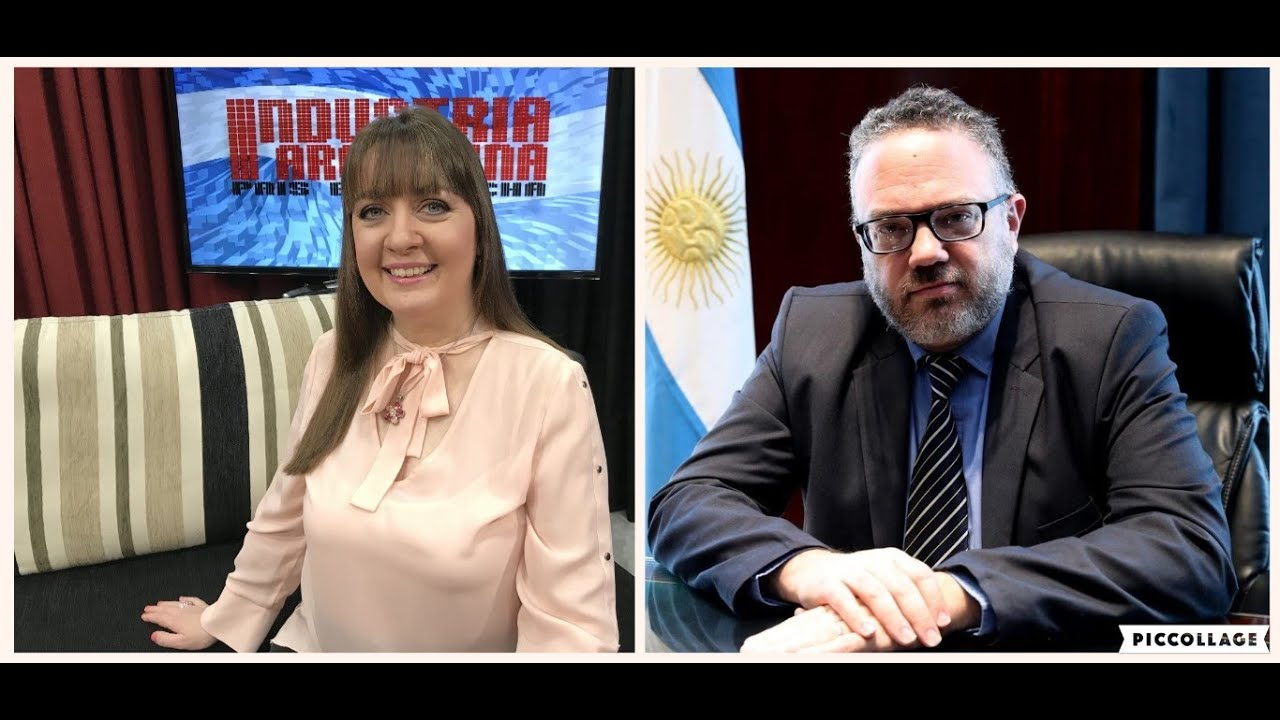 Entrevista al Dr. Matías Kulfas, Ministro de Desarrollo Productivo de la Nación, 30/08/20
