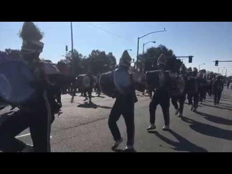 Arkansas Videographer: University of Arkansas at Pine Bluff Homecoming Parade 2017, Pine Bluff, AR