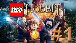 LEGO Hobbit - Прохождение #1 - АРКЕНСТОН