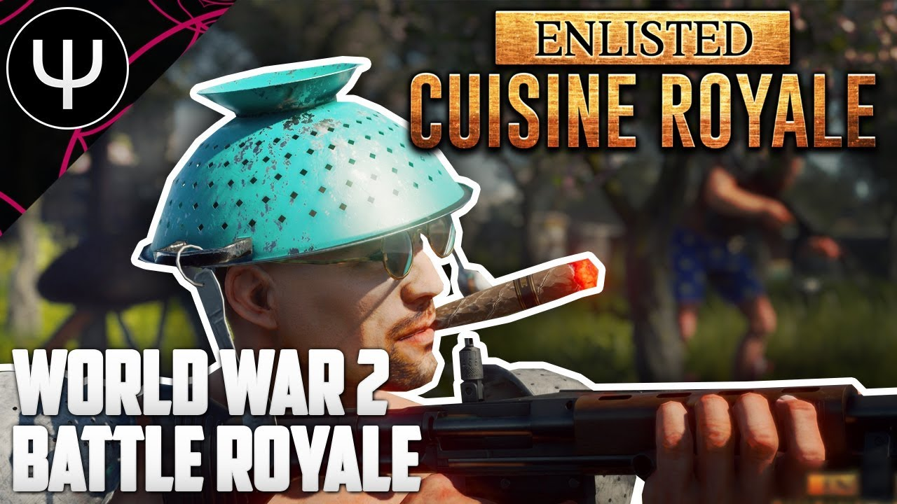 Cuisine Royale Install Enlisted Cuisine Royale World War 2 Battle Royale Win April Fool S