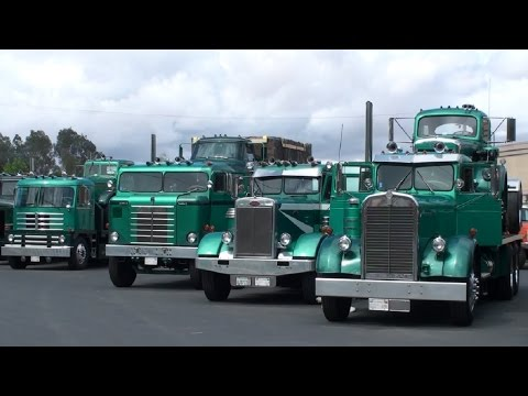 ATHS SoCal Antique Truck Show 2017