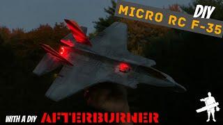 DIY Micro RC F-35
