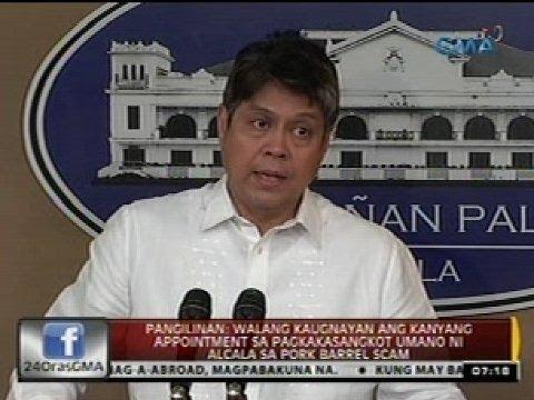 Dating Senador Kiko Pangilinan, itinalaga bilang Presidential Assistant on Food Security