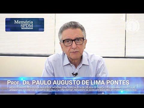 Prof. Dr. Paulo Augusto de Lima Pontes