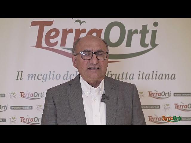 Presidente di terra orti Alfonso Esposito