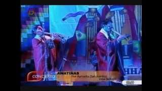 Awatiñas / Flor aymarita