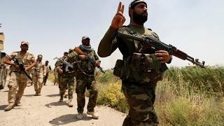 أخبار عربية   القوات العراقية تحرر سد بادوش في غرب #الموصل