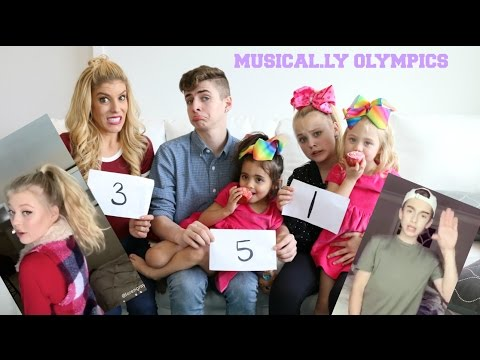 MUSICAL.LY OLYMPICS | Bruhitszach