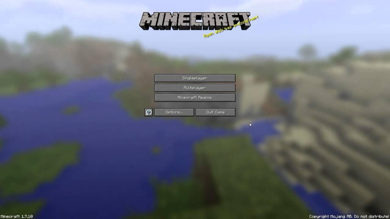 Multi-thread chunk rendering comparison for Minecraft - YouTube