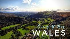 Craig-Y-Nos, Wales. Mavic 2 Zoom 4k Cinematic