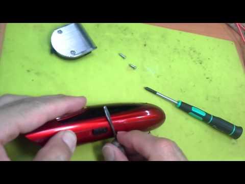 Panasonic ER-GP80 - профессиональная машинка для стрижки волос