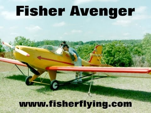 Fisher Avenger, 12 Ultralight Aircraft that give you the biggest bang for your buck!