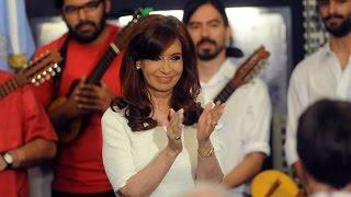 Discurso de Cristina Kirchner en el festejo de los 31 años de democracia en Argentina.