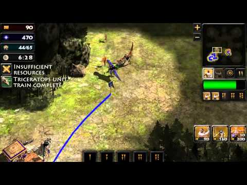 Replay from RTS - Rex Tribal Society!