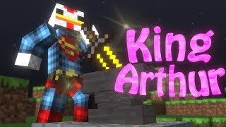 KING ARTHUR MOD: Minecraft Vulcan's Revenge Mod Showcase! w/ Facecam