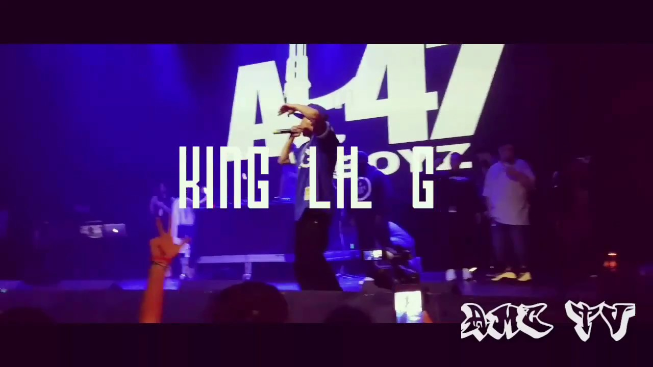 King Lil G in Dallas, Tx Shot By DavidMC
