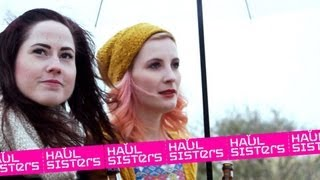 LIKE A RIOT - Wolle & Strick für Winter/Herbst ★ Haul Sisters - Caro & Linda