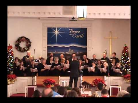 one small child by the mountain view sanctuary choir - Christmas Cantatas For Small Choirs