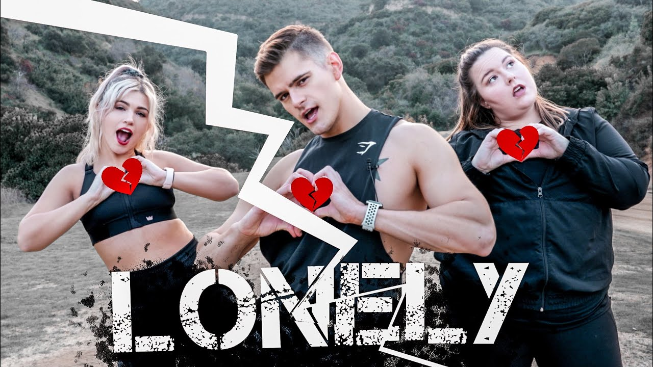 Joel Corry - Lonely | Caleb Marshall | Dance Workout