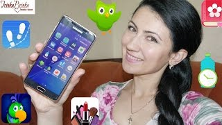 Телефон Samsung Galaxy А5 2016 и полезные приложения(Привет! Сегодня расскажу Вам немного про свой новый телефон и покажу полезные бесплатные приложение.. Женск..., 2016-05-17T08:53:53.000Z)