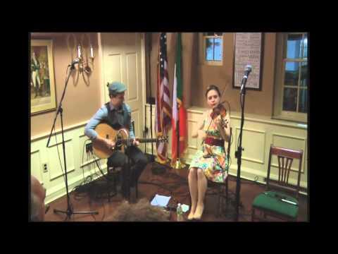 Caitlin Warbelow and Jake Charron @ Glucksman House, NYC