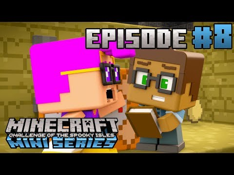 The Finale  Minecraft Mini Series  Episode 8