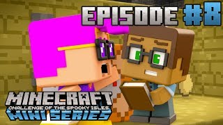 the finale minecraft mini series episode 8