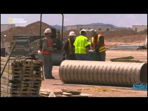 Spaceport America - MegaStructures (documentary)