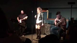 Hell on Heels (cover) Pistol Annie's  by Ginger Pangas