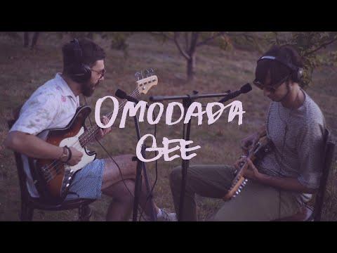 Blue Lizard // Garden Session // Omodada Gee