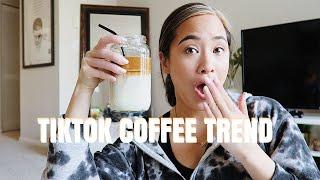 HOW TO MAKE WHIPPED COFFEE: TIKTOK TREND!  Bella Camerino