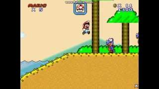 Super Mario Flash 2 Custom Level: Rex Beach