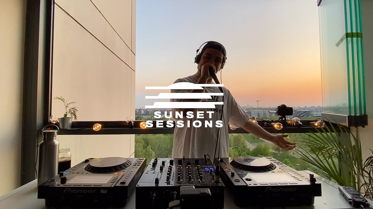 Jay Pryor launches weekly Sunset Sessions